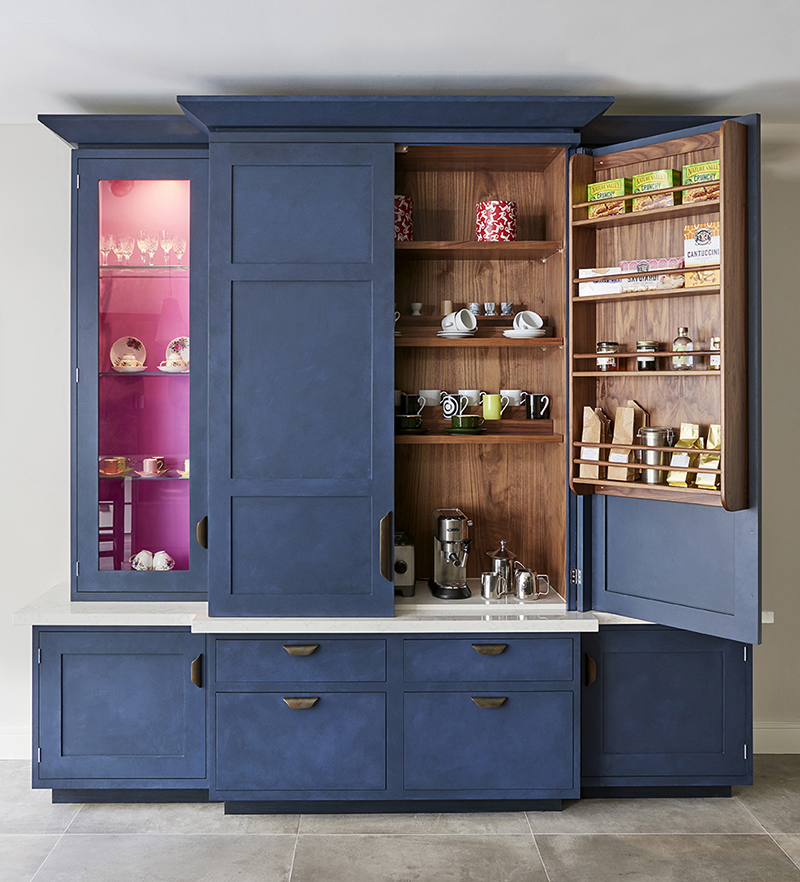 Image of Ledbury Studio Housekeeper's Cupboard for the kitchen