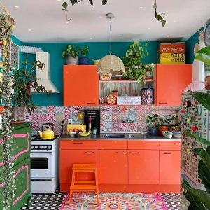 Image of kitchen by @colorful_kimmes