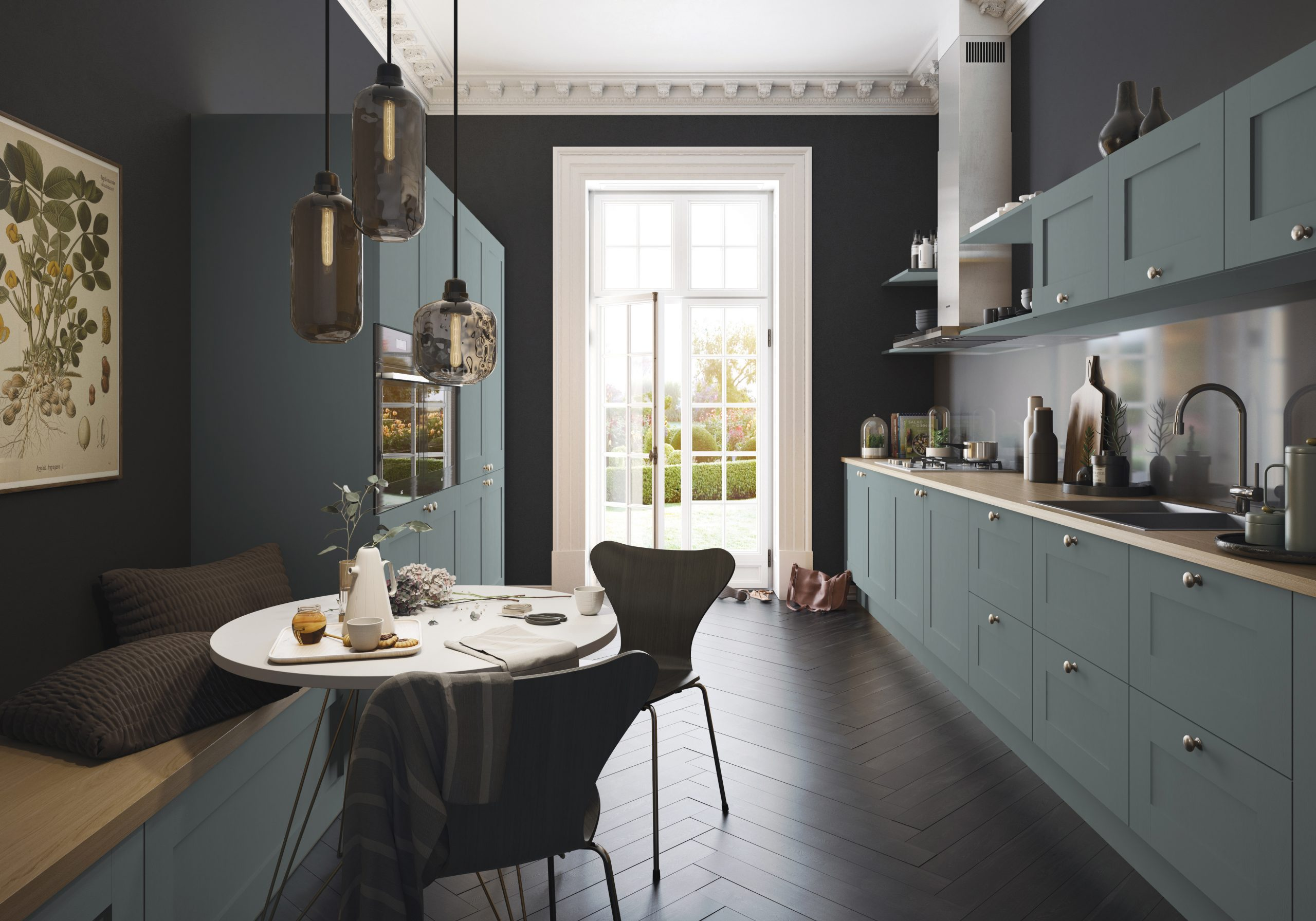 Image of kitchen renovation by Optiplan