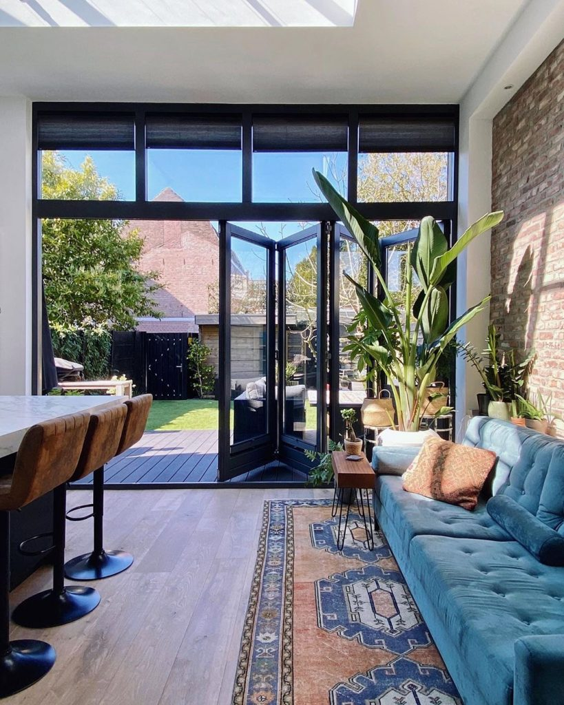 Image of patio doors by Whispering Bold