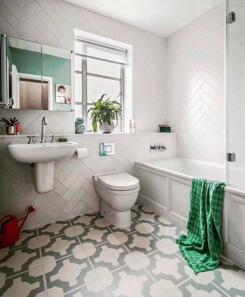 Image of a spa-inspired bathroom by @johnstonparkeinteriors