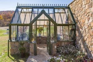 Image of a greenhouse by Hartley Botanic