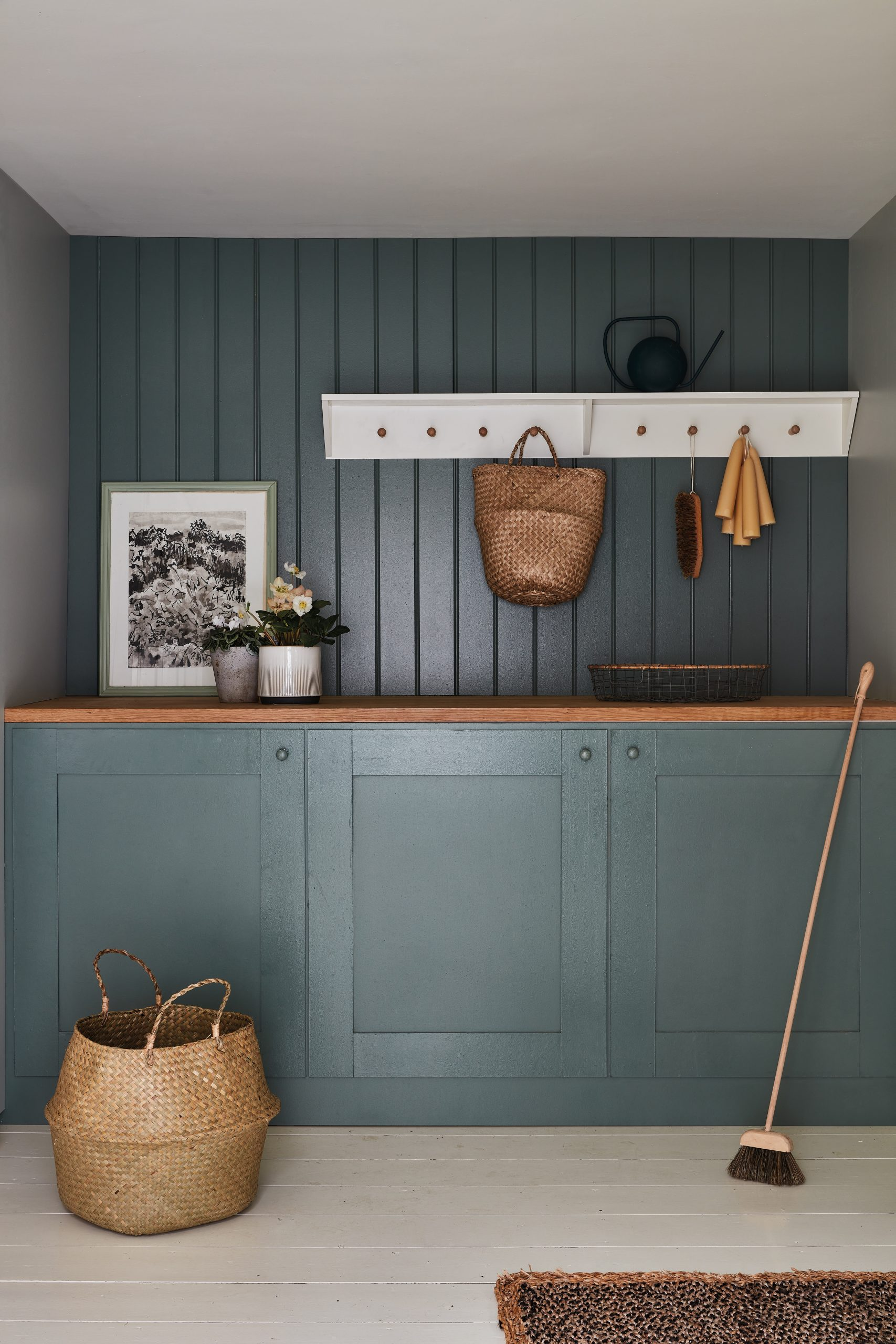 Image of Farrow & Ball Green Smoke