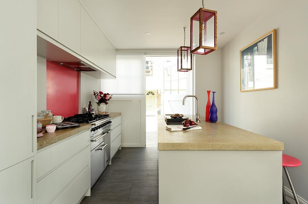 Image of a garage conversion by Cue